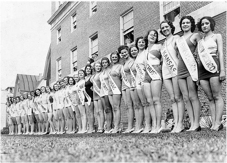 Így változott az amerikai szépségkirálynők testideálja 1921 óta