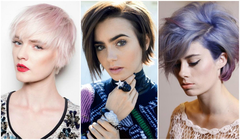 Íme a 2016-os rövid haj trendek!