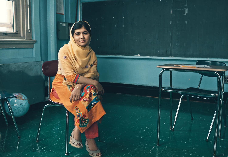 Íme, a Nobel-békedíjas 17 éves lány
