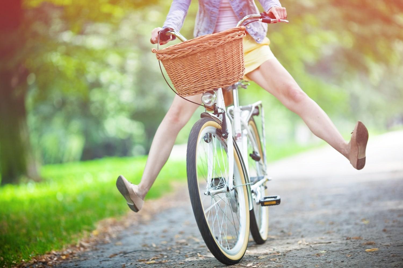 Új kerékpárút a Balaton-felvidéken!
