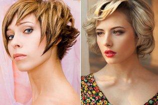Új rövid frizurák 2011-re