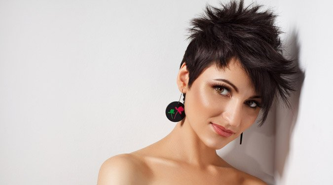 Új rövid frizurák 2013-ra