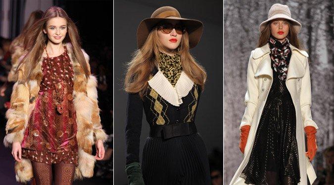 Őszi-téli divat 2011
