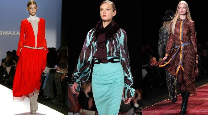 Őszi-téli divat: A kifinomult 70-es évek