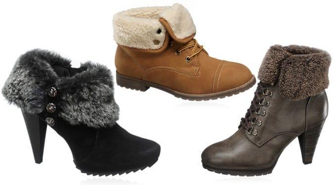 Őszi/téli cipők a Deichmann-nál