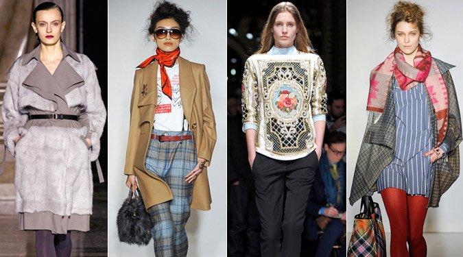 Őszi/téli divat előrejelzés 2012/2013