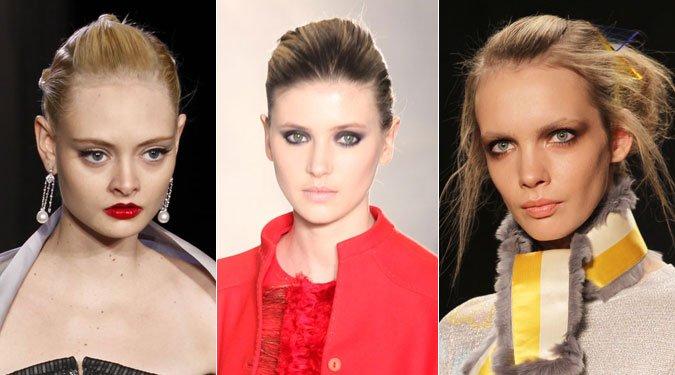 Őszi/téli smink divat 2011