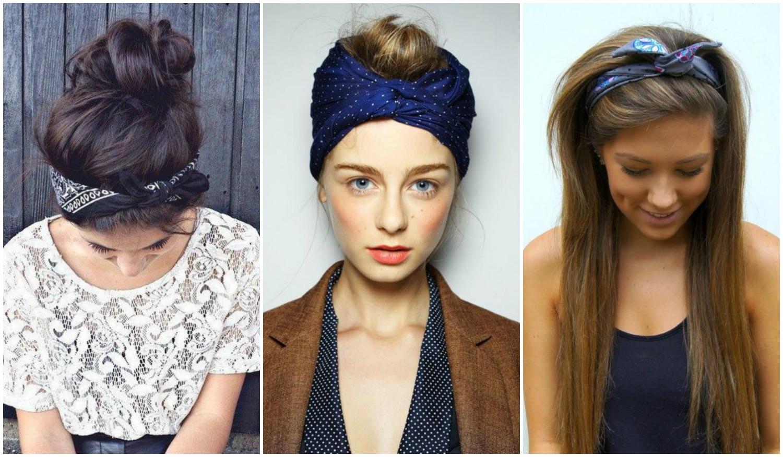 1 kendő, 5 frizura – Így viseld a fejkendőt
