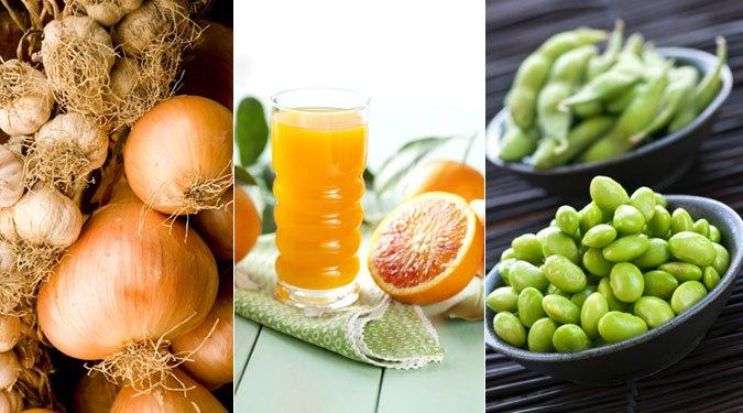 10 étel, amely lassítja a kopaszodást