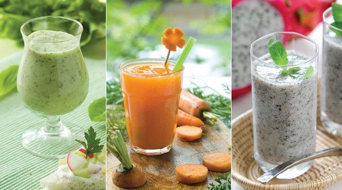 10 egészséges és finom juice a hideg napokra