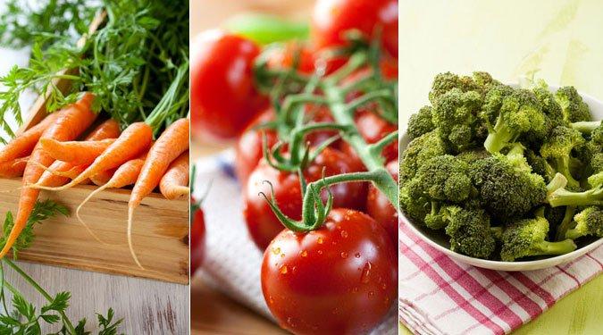 10 gyógyhatású zöldség