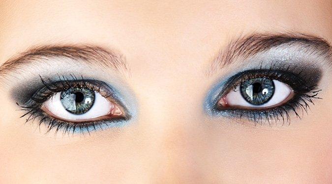 10 igéző szem smink (Galéria)