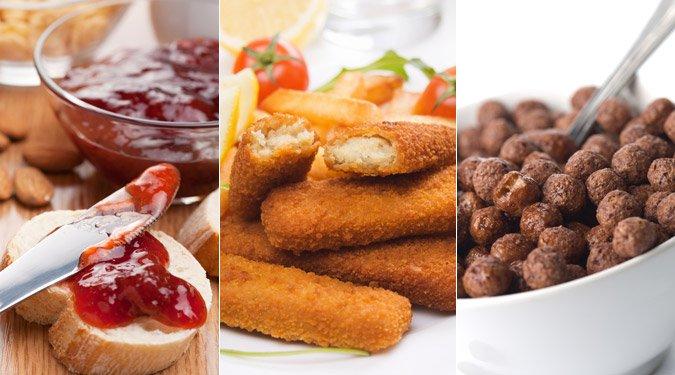 10 nagyon egészségtelen étel, amit mától ne egyél!