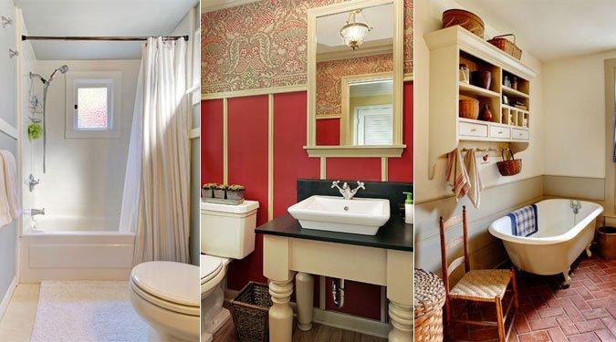 10 tipp egy sikkes fürdőszobához