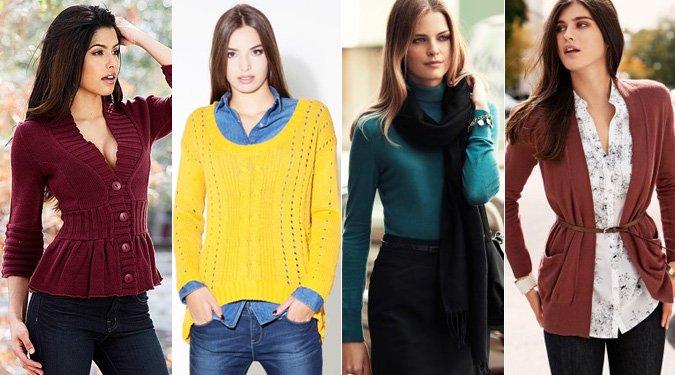 10+1 tipp, hogy jól nézz ki pulóverben
