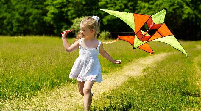 11 szabadtéri játék gyerekeknek