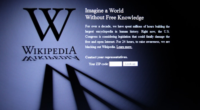 13 éves az emberiség tudástára, a Wikipédia