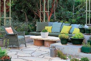 15 kreatív kert és terasz