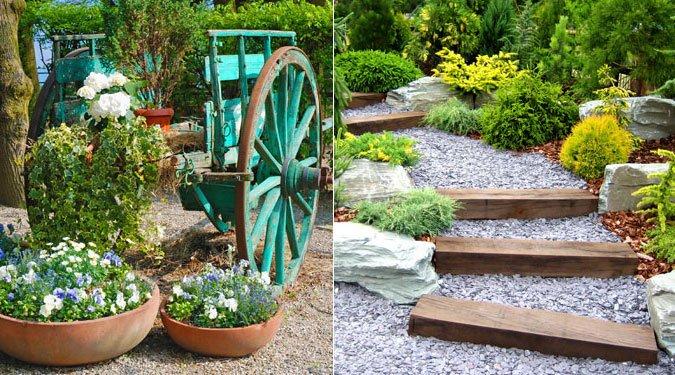 17 új kert dekorálási ötlet