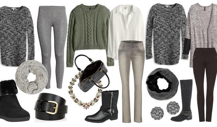 2 pulóver, 6 öltözet – A legdivatosabb őszi-téli szettek