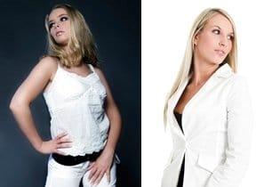 2011-es divat: 8 mód, ahogyan a fehéret viselhetjük
