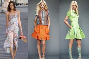 2011-es divat: szemle a legnagyobb divatcégek kifutóin