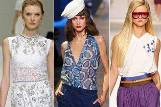 2011-es tavaszi divat trendek
