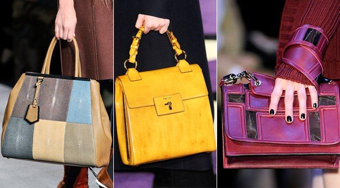 2012 őszi/téli táskatrend