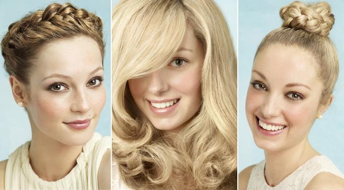 3 szuper-gyors nyári frizura lépésről-lépésre