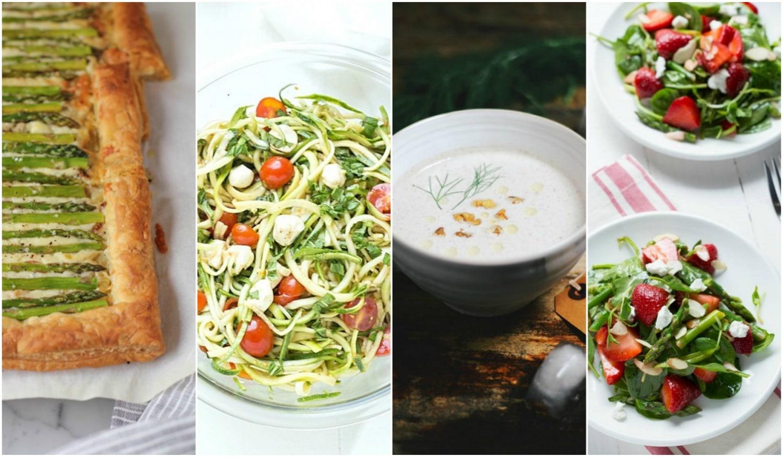 4 izgalmas, zöldséges recept – nem csak vegáknak!