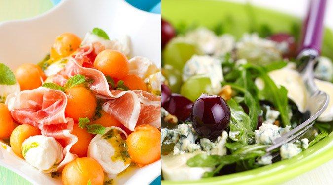 4 könnyű nyári salátarecept