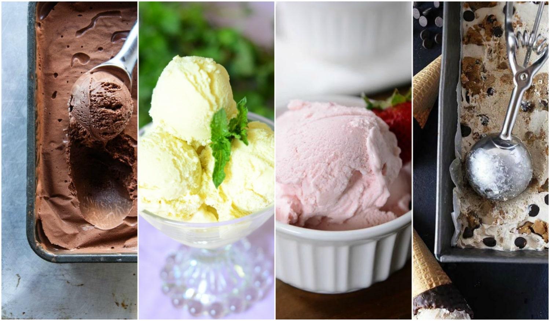 4 mennyei fagyi recept, amit te is könnyen elkészíthetsz