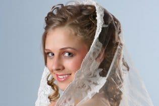 40 gyönyörű esküvői frizura 2011-re