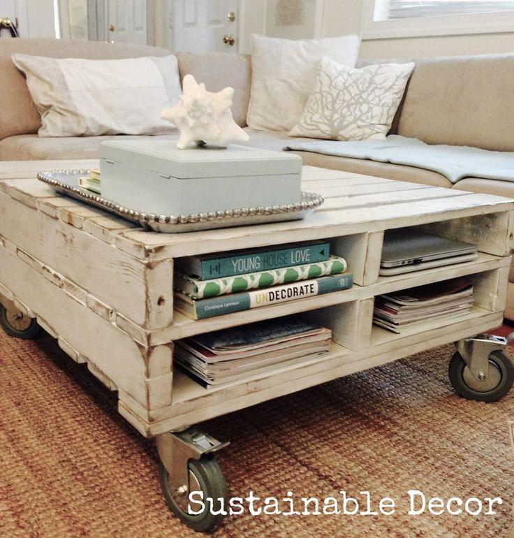 5 álomszép raklap-bútor, amit te is szeretnél otthonra