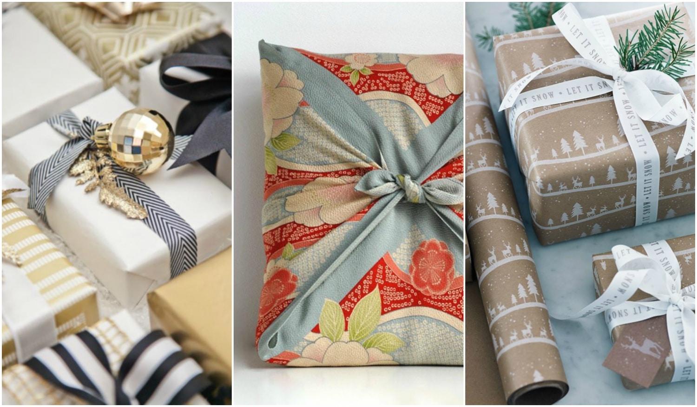 5 ötletes csomagolási technika a még egyedibb ajándékokért
