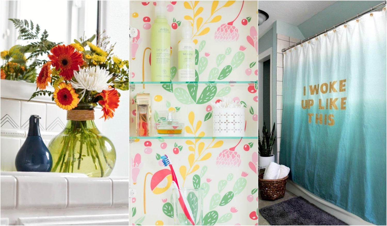 5 DIY a fürdőszobába, amit te is el tudsz készíteni