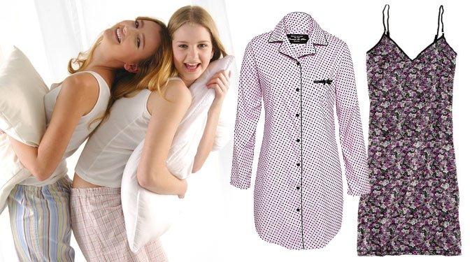 5 divatos női pizsama típus
