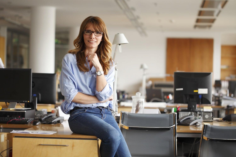 5 dolog, amit egy ötvenes nő már tud a karrierről