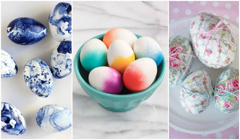 5 gyönyörű tojásdíszítési technika kreatív lelkeknek