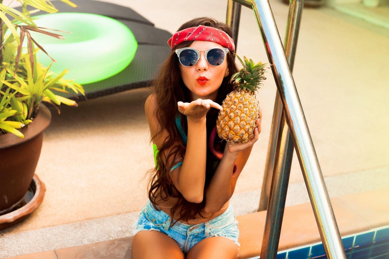 5 gyümölcs, amitől ragyogni fog a bőröd