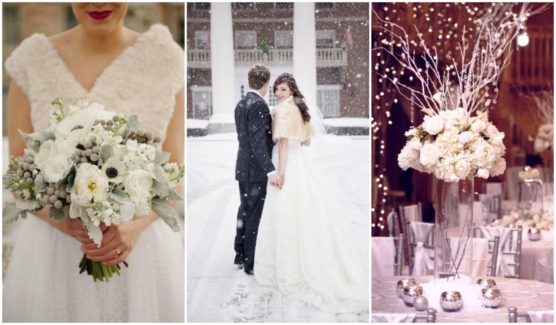 5 inspiráció a téli esküvőhöz, hogy neked is megjöjjön a kedved hozzá