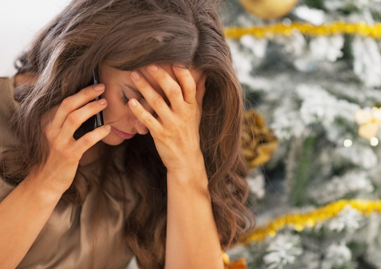 5 jele annak, hogy ünnepi idegösszeomlás előtt állsz