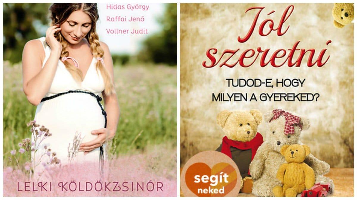 5 könyv, amelyet érdemes beszerezned, ha anya vagy