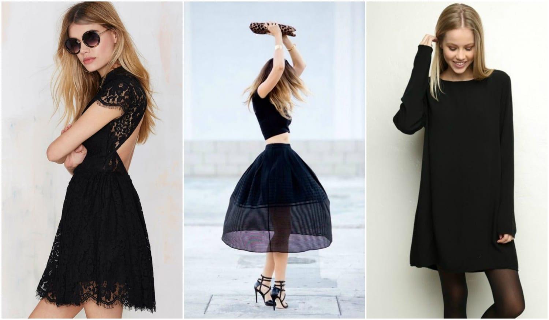 5 kis fekete ruha, ami a te gardróbodból sem hiányozhat