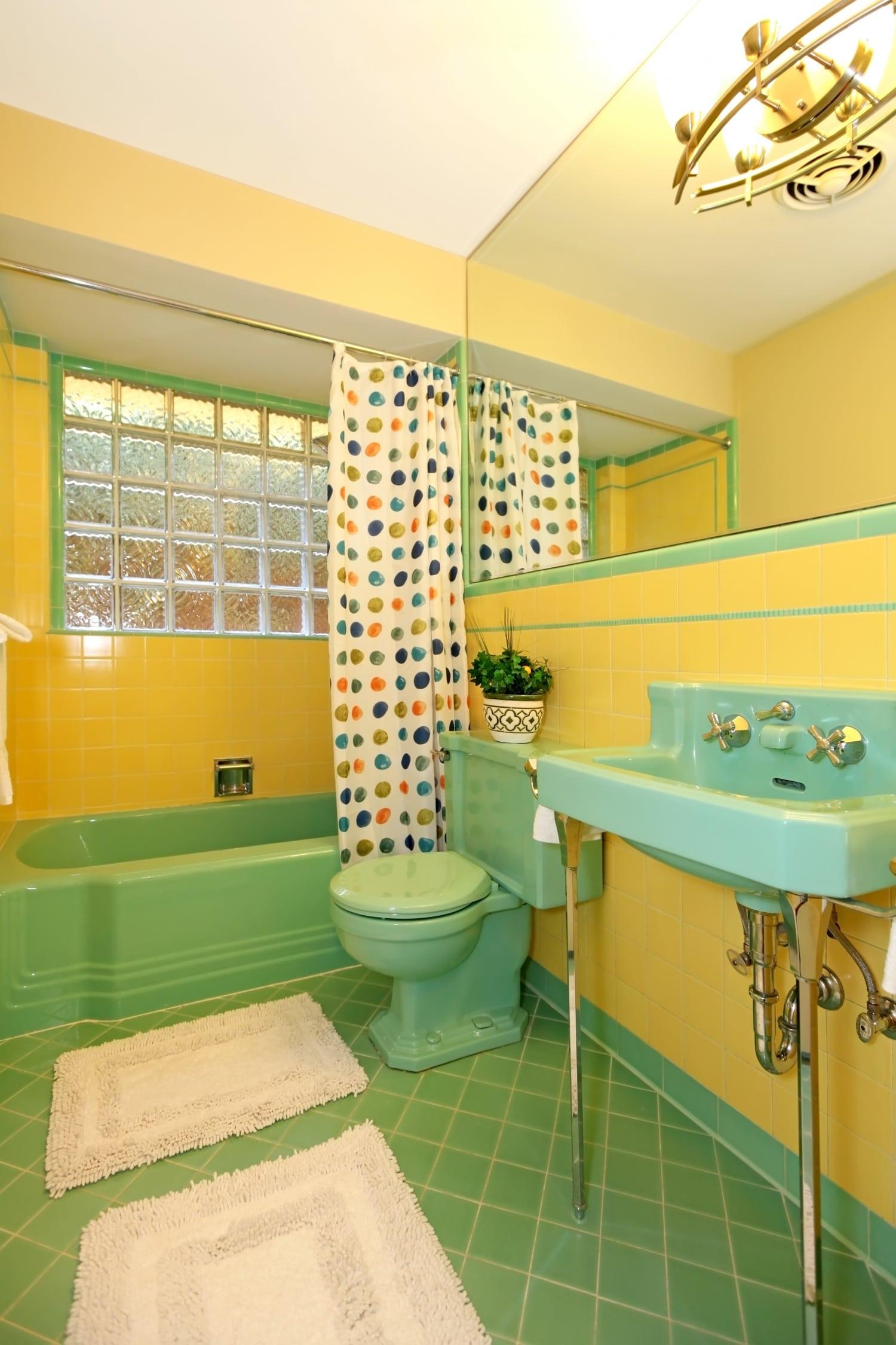 5 látványos dekoráció, ha talpalatnyi a fürdőszobád