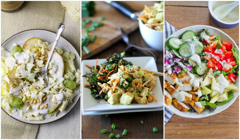 5 laktató és finom téli saláta, amivel kiválthatsz egy teljes főétkezést