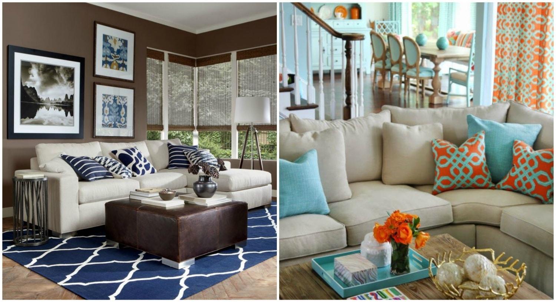 5 meseszép nappali, ahol a kék szín uralkodik