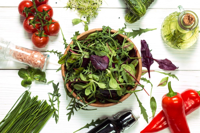 5 salátafajta, amit egész nyáron termeszthetsz