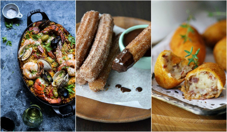 5 spanyol finomság, amit meg kell kóstolnod