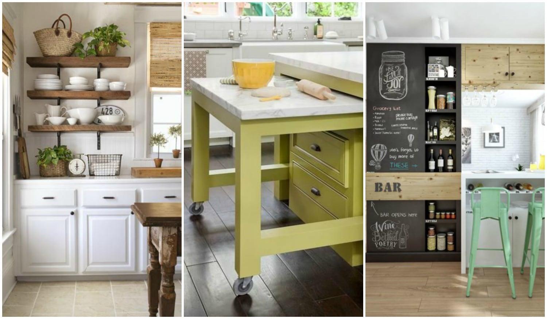 5 zseniális megoldás parányi konyhákba, amit te is azonnal ki akarsz majd próbálni